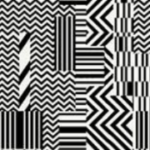 bamako WHITE + BLACK print